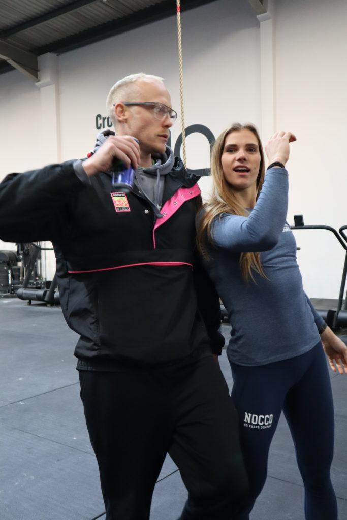 Matilde Garnes CrossFit Athlete