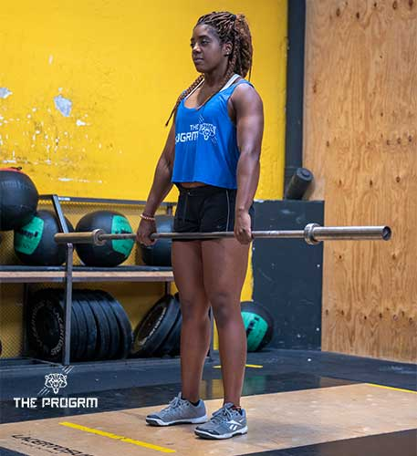 power clean and jerk