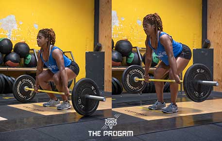 how to clean and jerk