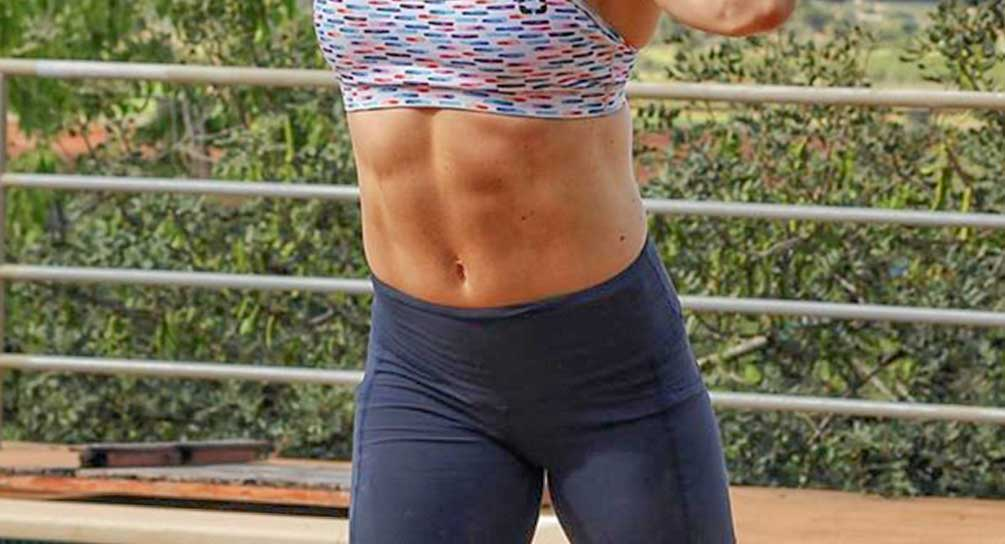 crossfit core muscles