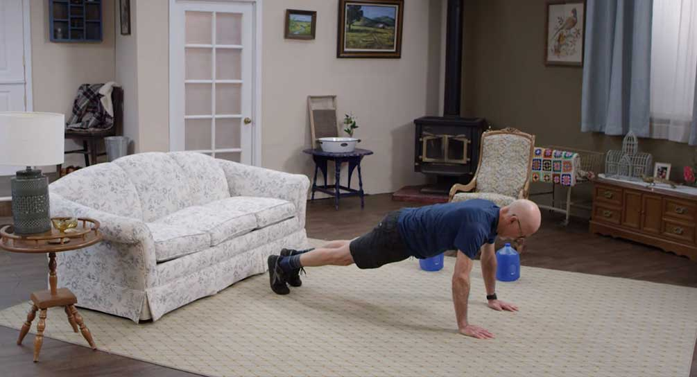 10 quarantine approved home workouts