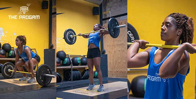clean and jerk lift