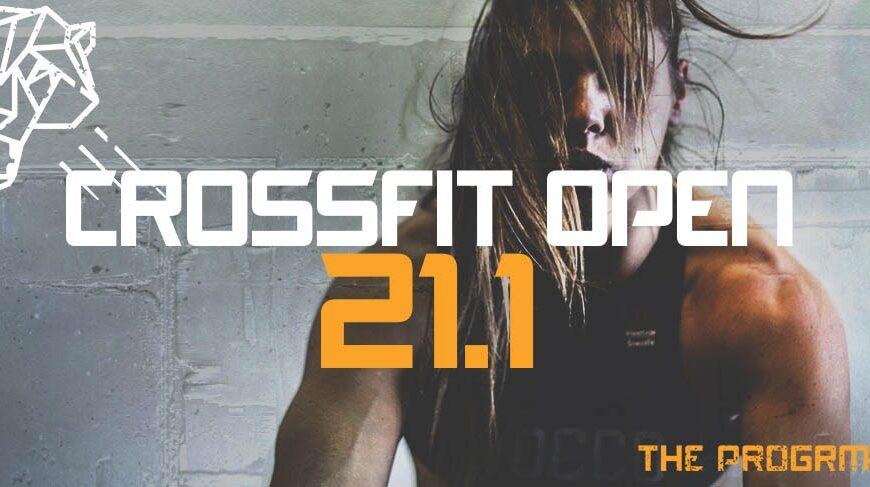 CrossFit Open 21.1