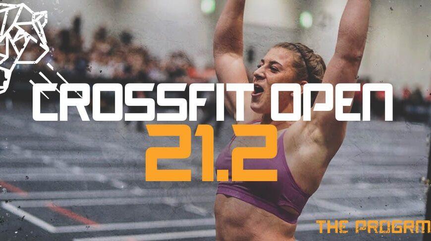 CrossFit Open 21.2