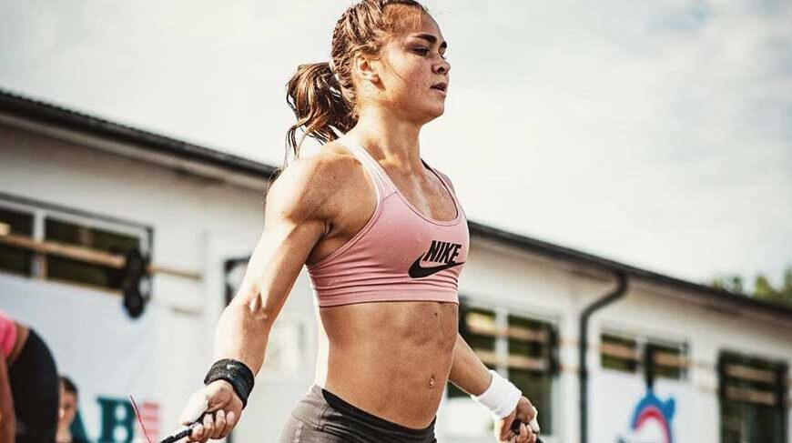 Ella Wunger CrossFit Athlete