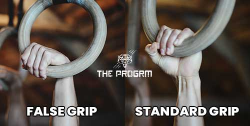 ring muscle up best grip