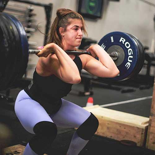 front squat exercises