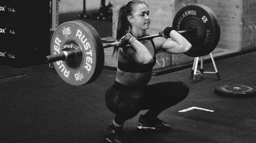 The Front Squat and Front Rack CrossFit Tutorial