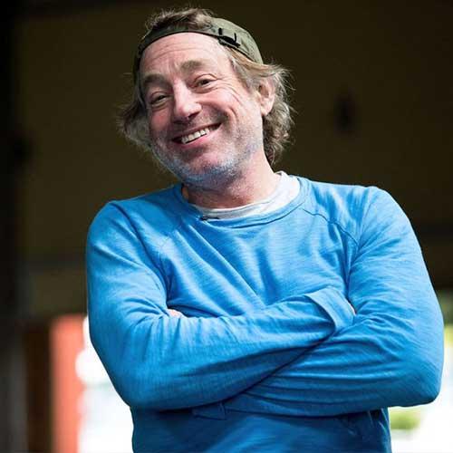 Creator of CrossFit Greg glassman