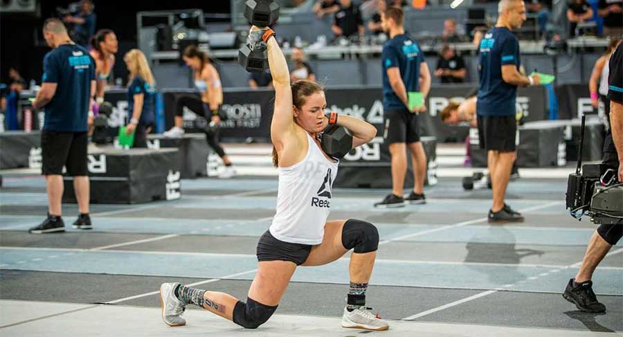 becoming a pro crossfit athlete