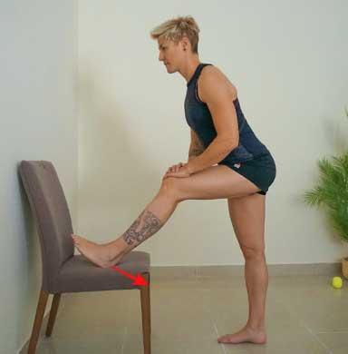 pistol squat exercises
