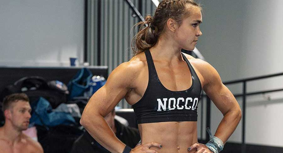 prepare for a crossfit competition