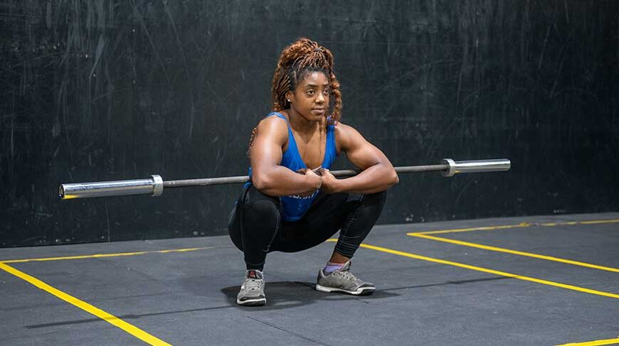 How to warm up properly for Olympic Lifting