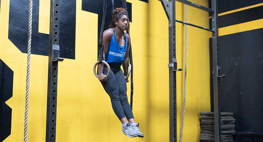 how to ring dips