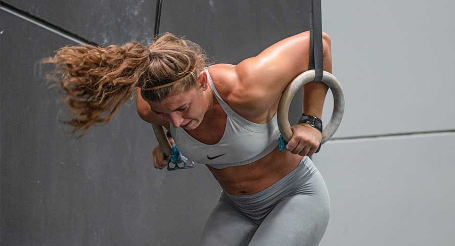 how to ring muscle up crossfit