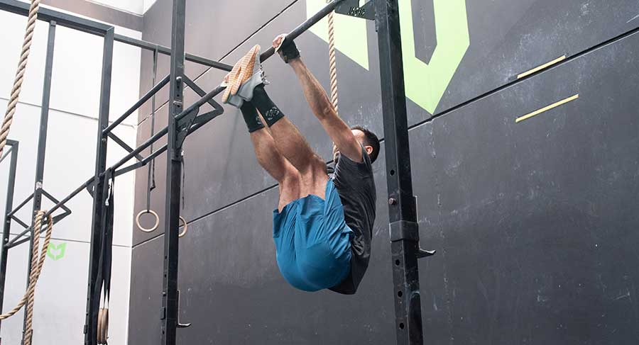 toes to bar progression