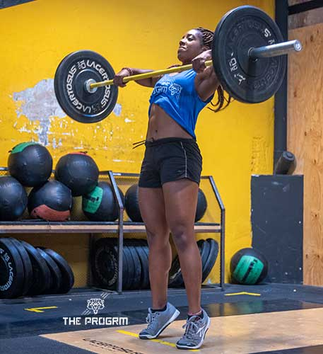 what is a clean and jerk