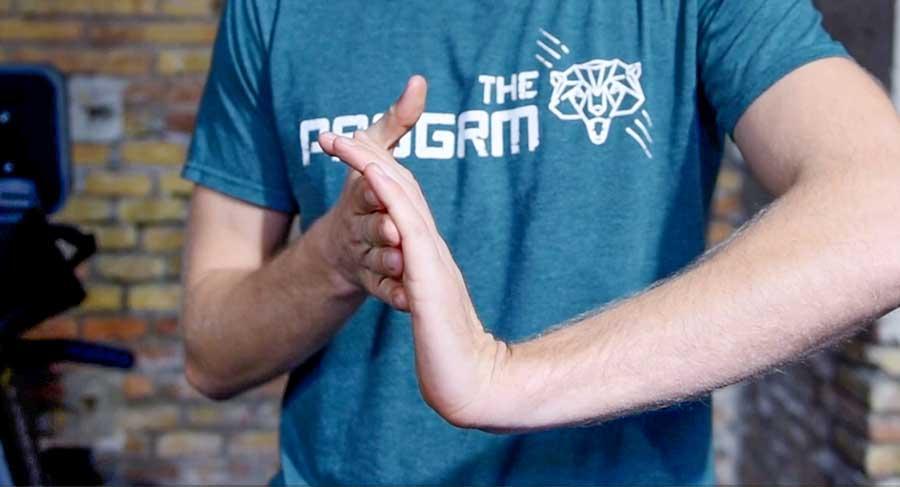 crossfit wrist pain